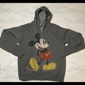 Hanes Disney Parks Mickey Mouse Zip Up